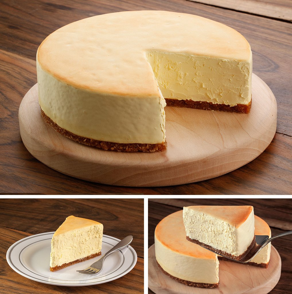 Sirabella Vegan New York Style Cheesecake